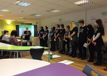 Student's final chance to pitch for a place in the Boardroom Final