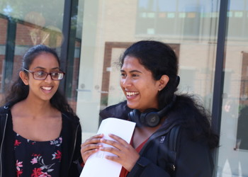 Outstanding A-level results for V6