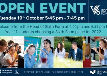 V6 Open Event Tuesday 19th October 2021 *Cancelled*